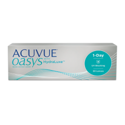 Acuvue Oasys One-Day 90 линз